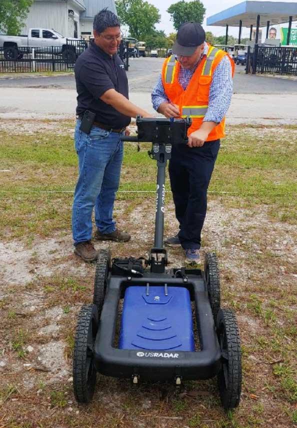 Concrete Scanning Machine in Naples Florida | Florida Concrete Scanning
